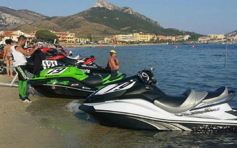 Campionato Italiano Moto d'acqua – Golfo Aranci