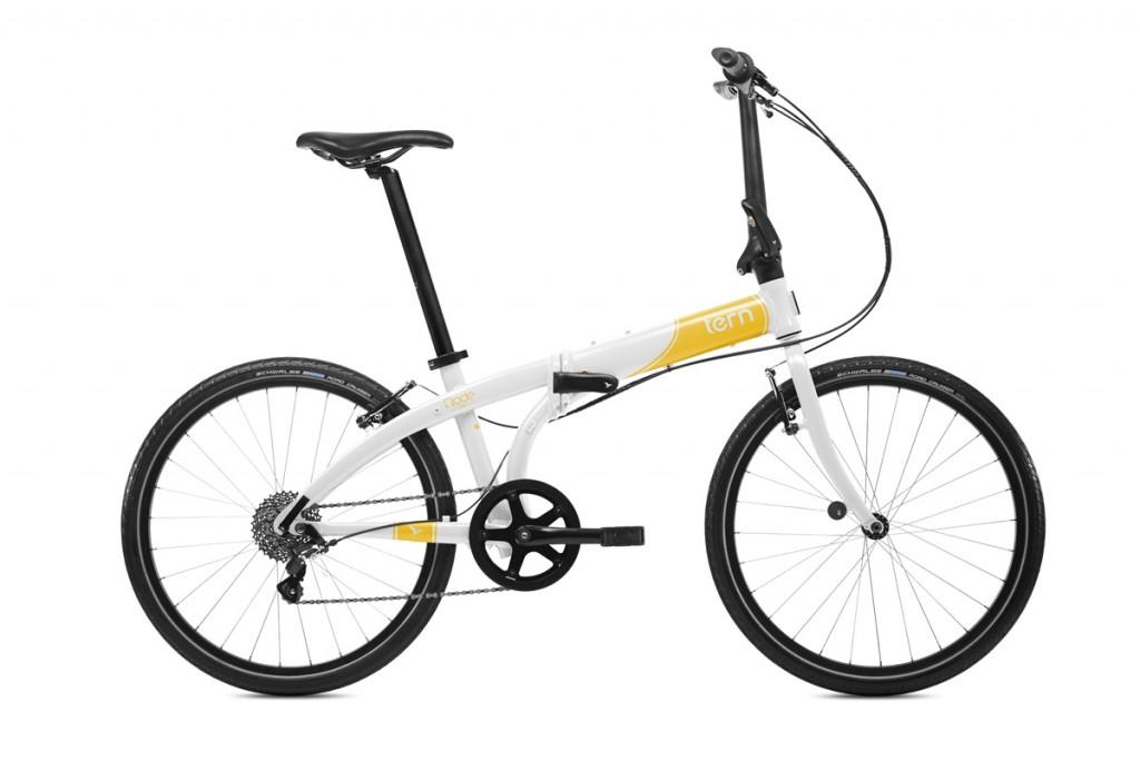 bici-pieghevole-tern-node-d8-bianca-lato